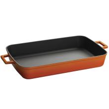 Gusseisen Backen / Lasagne Pan