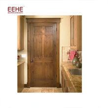 Luxury entrance solid wooden door