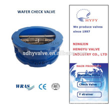 sandwich check valve DN80