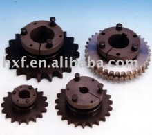 Taper bore sprocket