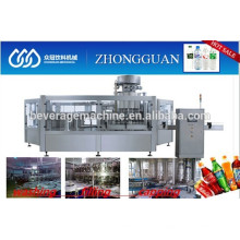 Carbonated drinks filer machine / Gas water filling machine
