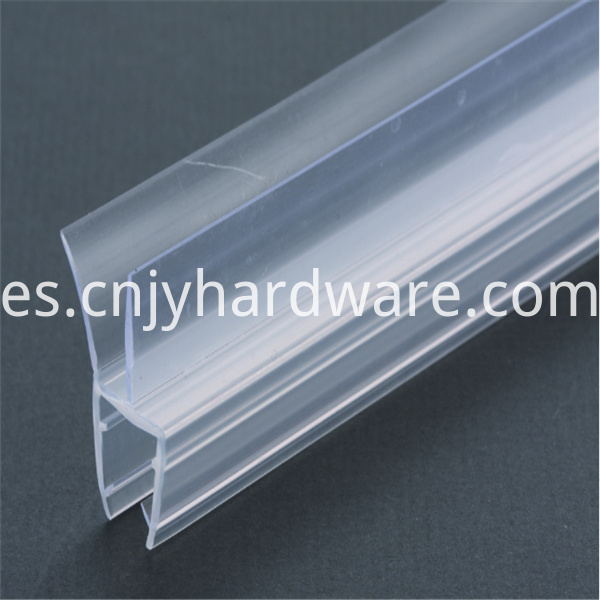 Shower Glass Waterproof Pvc Seal Strip