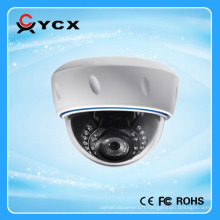 Popular1.3mp 960P POE full HD IP IR Support de caméra en plastique dôme onvif alarme p2p gratuite