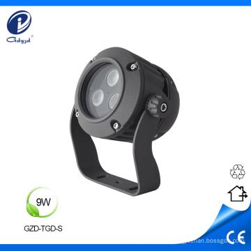 Energy saving 9W outdoor flood lighting