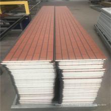 Sandwichplatten aus Polyurethan-Schaum-Metallisolierten Wänden