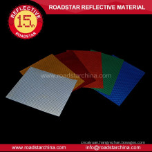 Sticker material PET rhombic reflective sheeting