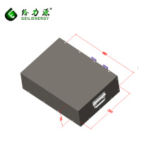Factory wholesale price high power lithium-ion batteries box rechargeable 16s20p 48v 60ah lithium ion battery