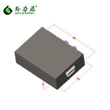 Fábrica de preço de atacado de alta potência de baterias de iões de lítio caixa recarregável 16s20p 48 v 60ah bateria de iões de lítio