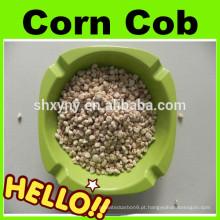 Grão de espiga de milho de 2-4mm de alta qualidade para o cultivo de cogumelos