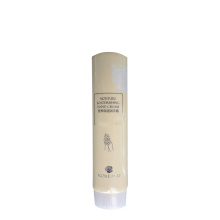 Hand Cream tube Hot Stamping Surface Handing Hot Stamping