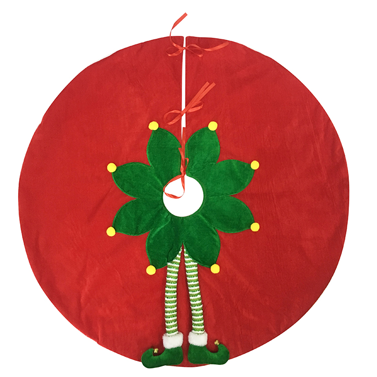 Magic Elf Christmas Tree Skirt