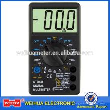 Multimètre numérique DT700B avec kit d'outils matériels grand écran