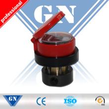 Flujómetro de combustible mecánico para aceite