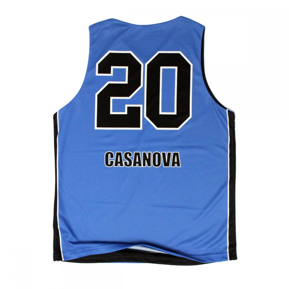 professional basketball jersey