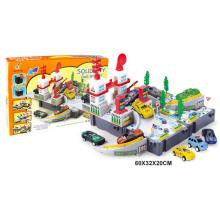 Kinder Auto Set Pretend Spiel Spielzeug (H1436007)