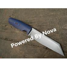 Изолированный лист Micarta для ручки ножа
