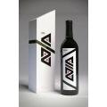 Caixa de embalagem de presente de papel de vinho (SX-WN-03)