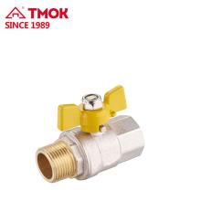 Certificación CE Mujer * Rosca macho Válvula de gas dn15 para barbacoa en TMOK