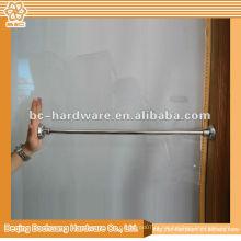 Moda 12mm e 16mm instala varinha de cortina de chuveiro