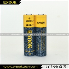 ENOOK IMR18650 3200mah 30A Rechargeable Battery