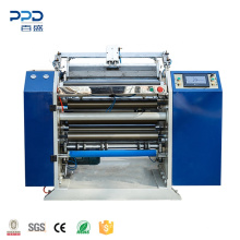 Cheap 5.2kw Auto Cash Register Paper Roll Cutter Wrapping Machine