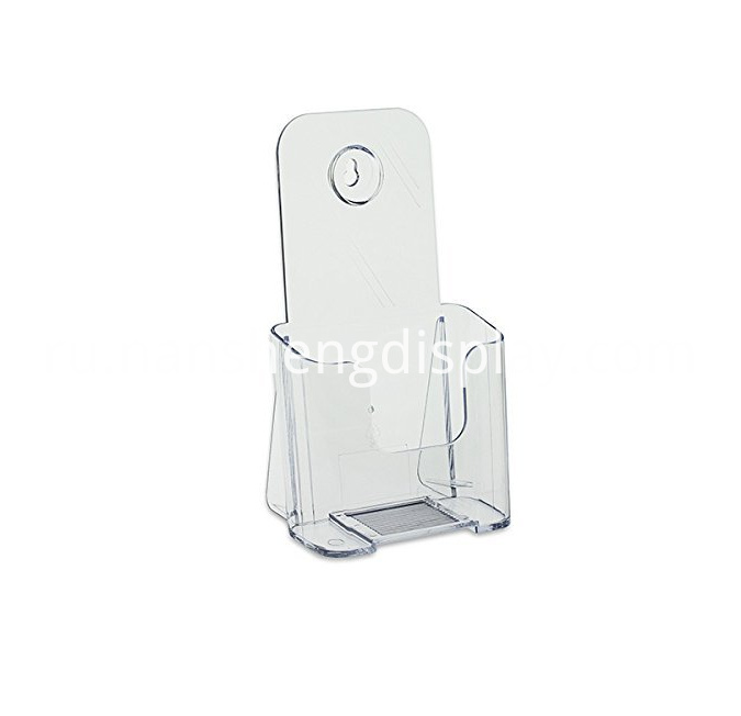 Acrylic Countertop Brochure Holder