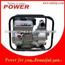 Natural gas powered with centrifugal water pump
