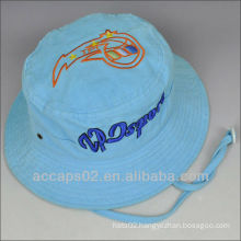 bucket hat with string