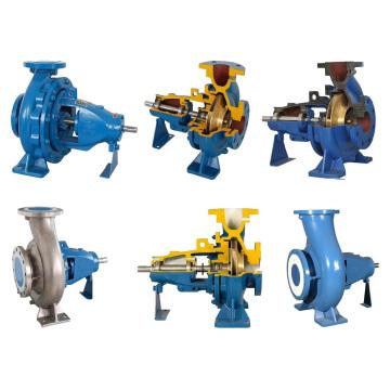 Ea Series End Suction Centrifugal Pump