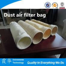 PPS / Aramid Faser Nadel Staub Luftfilter Tasche