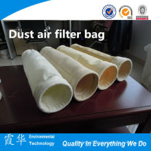 PPS / bolsa de filtro de aire de polvo de la aguja de la fibra de Aramid