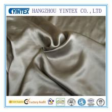 Tissu de soie naturel avec mousseline de soie pour vêtements de nuit