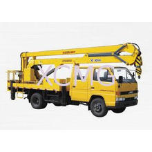 Durable 8.1m High Lifting Platform Truck Mounted Lift With