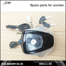 Spare Parts for Electric Scooter Digital Meter/LED Light/ Headlight