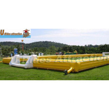 Inflatable Football Court for Playground
