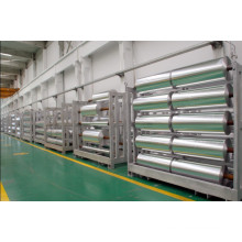1000 Series Bright aluminum Foil/ Mill Finish Aluminum Coil In Rolls