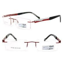 New Arrival Rimless Metal Glasses Frame (BJ12-150)