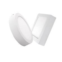 18w surface mounted 9 inch decorative round led panel light