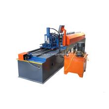 Máquina perfiladora de quilla de acero ligero con perfil Omega