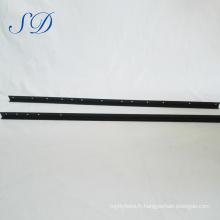 Poteaux en métal bon marché de barrière de barre de t en métal à vendre pour le marché canadien