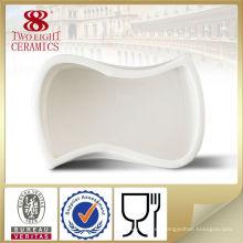 Cubiertos chinos al por mayor, cuenco de azúcar de cerámica, pote del azúcar de porcelana