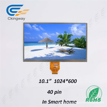 Ckingway 10.1 Neutral Brand Smart Home Control Panel Screen Display