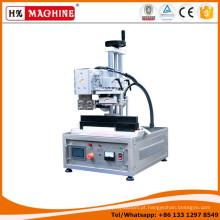 Máquina ultra-sônica da selagem do tubo cosmético da venda da parte superior HX-003