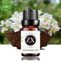 Huile essentielle de jasmin d'étiquette personnalisée OEM