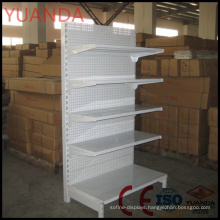High Quality 2017 Supermarket Rack with Punched Back Board