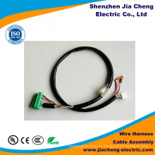 Enchufe de encargo de Shenzhen de la asamblea de cable de alambre de Molex proveedor de Shenzhen