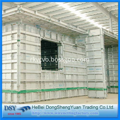 Aluminum formwork panel with high quality