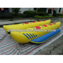 barco de plátano inflable juegos flyfish