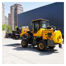 Road Street Sweeping Pavement Cleaning Equipment for Sale