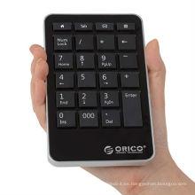 ORICO Multifuncional teclado numérico portátil, portátil teclado portátil